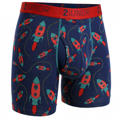 2UNDR Swing Shift Men's Underwear Rockets