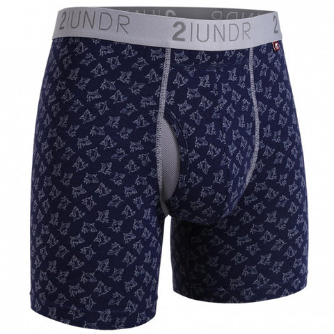 2UNDR Swing Shift Men's Underwear Sharks