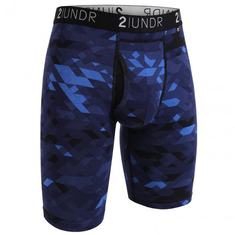 2UNDR Swing Shift Long Leg Men's Underwear Geode - Koala Logic