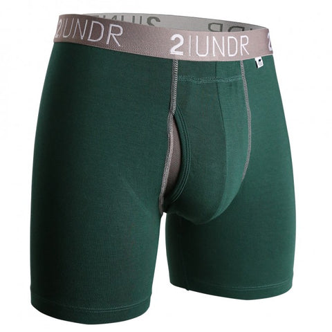 2UNDR Swing Shift Men's Underwear Dark Green