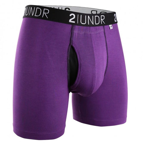 2UNDR Swing Shift Men's Underwear Purple