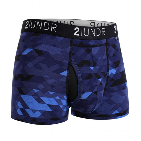 2UNDR Swing Shift Trunk Men's Underwear Geode