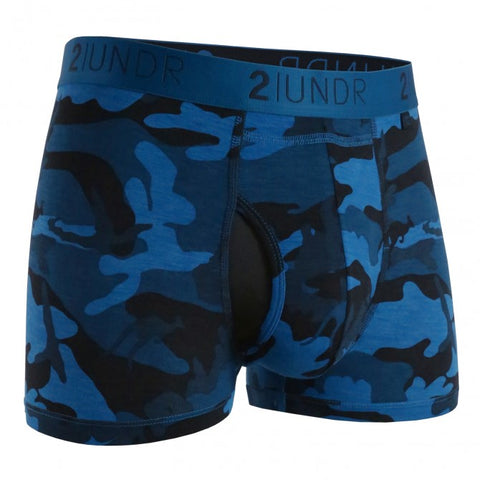 2UNDR Swing Shift Trunk Men's Underwear Night Camo