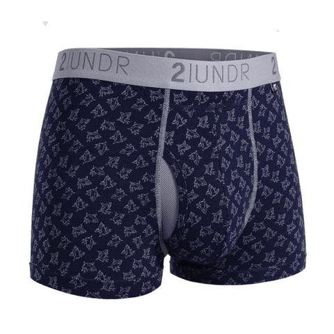 2UNDR Swing Shift Trunk Men's Underwear Sharks