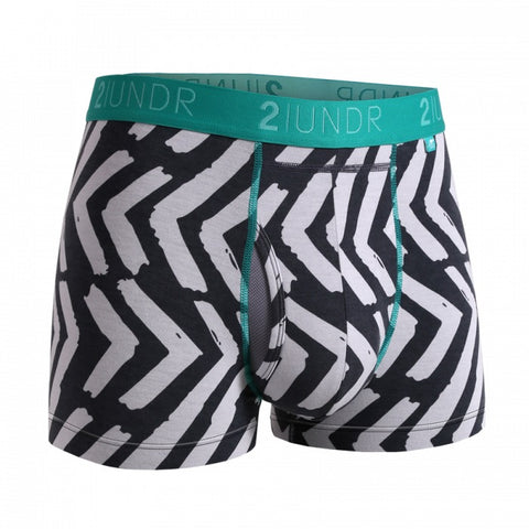 2UNDR Swing Shift Trunk Men's Underwear Tiki