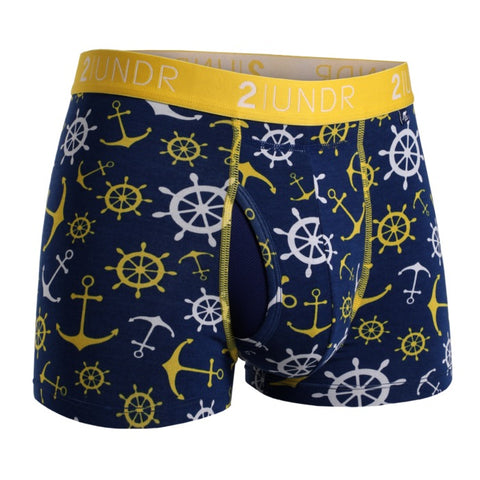 2UNDR Swing Shift Trunk Men's Underwear Wanchors