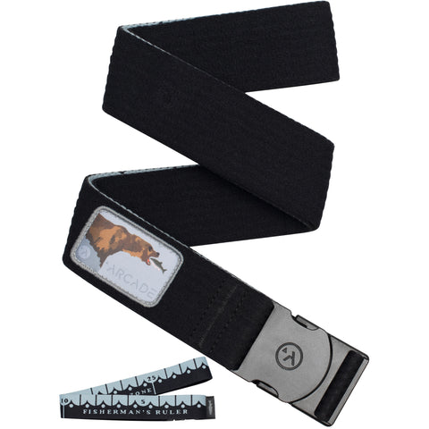 Arcade Rambler Belt Black/Fish