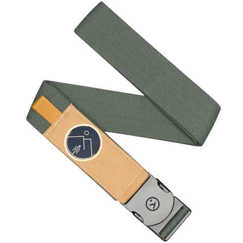 Arcade Rambler Belt Ivy Green/Summit