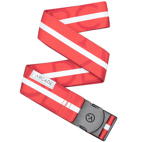 Arcade Ranger Belt Red/Reflective