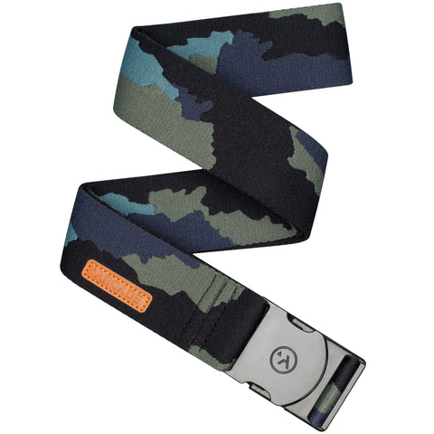 Arcade Ranger Belt Teal/Deep Sea Camo