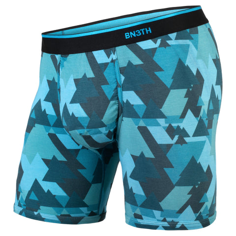 BN3TH Classics Boxer Brief Men's Underwear Geotrees Teal