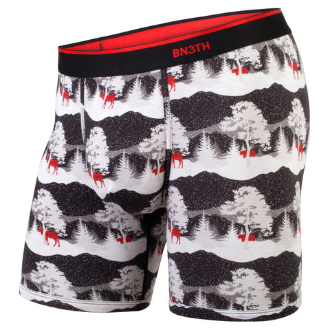 BN3TH Classics Boxer Brief Men's Underwear Wonderland Black