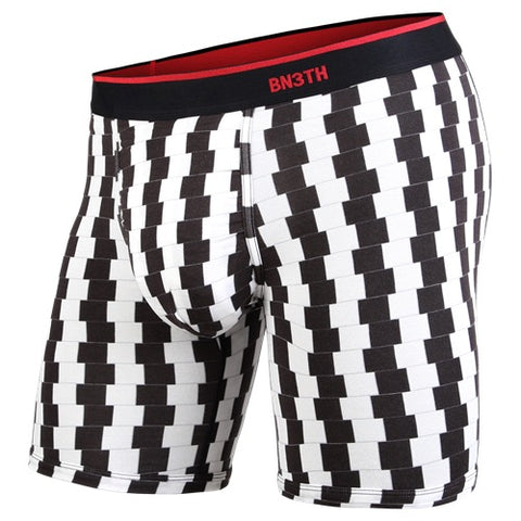 BN3TH Classics Boxer Brief Men's Underwear Checker