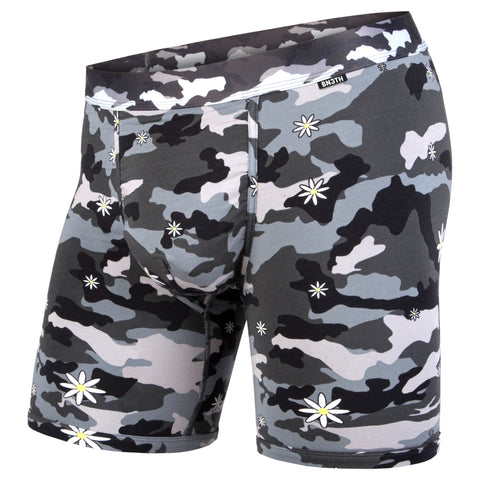 BN3TH Classics Boxer Brief Men's Underwear Daisy Camo
