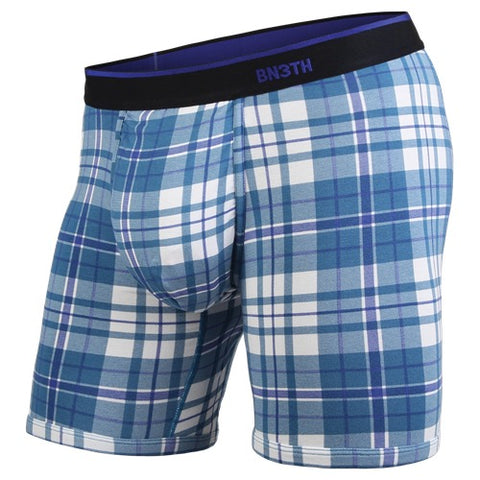 BN3TH Classics Boxer Brief Men's Underwear No Plaid Days Blue