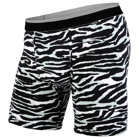 BN3TH Classics Boxer Brief Men's Underwear Tiger White/Black