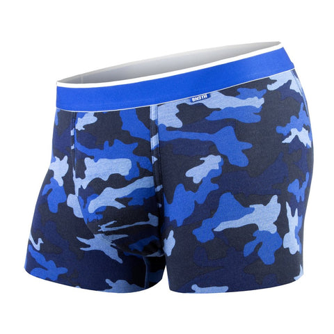 BN3TH Classics Trunk Men's Underwear Heather Camo/Blue
