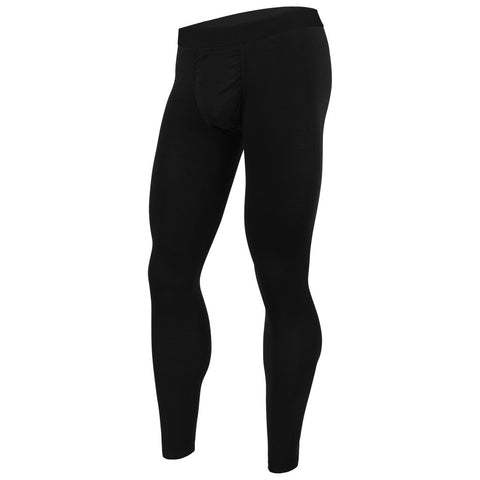 BN3TH Full Length Men's Long Underwear Black/Black