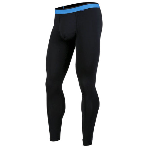 BN3TH Full Length Men's Long Underwear Black/Blue