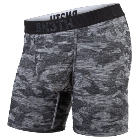 BN3TH Hero Knit Boxer Brief Men's Underwear Coal