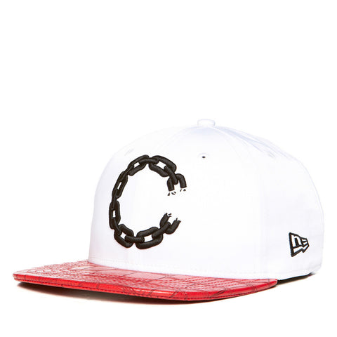 Crooks & Castles Chain C Throwback Cap