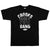 Crooks & Castles Mobbin' Men's T-Shirt - Black / XL - Koala Logic - 2