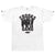 Crooks & Castles Mobbin' Men's T-Shirt - White / M - Koala Logic - 1