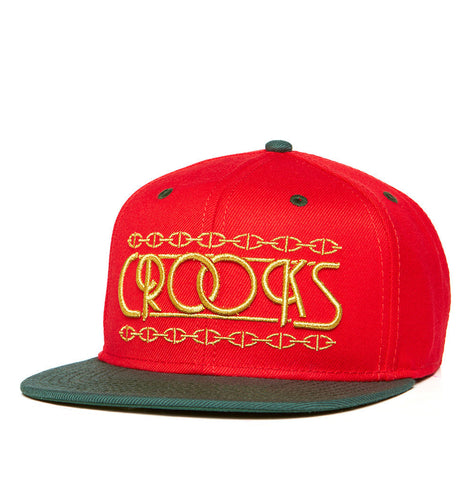 Crooks & Castles Royal Crooks Snapback Cap