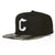 Crooks & Castles Snake Eyes Snapback Cap - Black/Snake Print / One Size - Koala Logic - 1