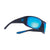 Dragon WatermanX Performance Polar Sunglasses - Matte Black/Blue Ion / One SIze - Koala Logic - 3