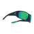 Dragon WatermanX Performance Polar Sunglasses - Matte Black/Green Ion / One SIze - Koala Logic - 1