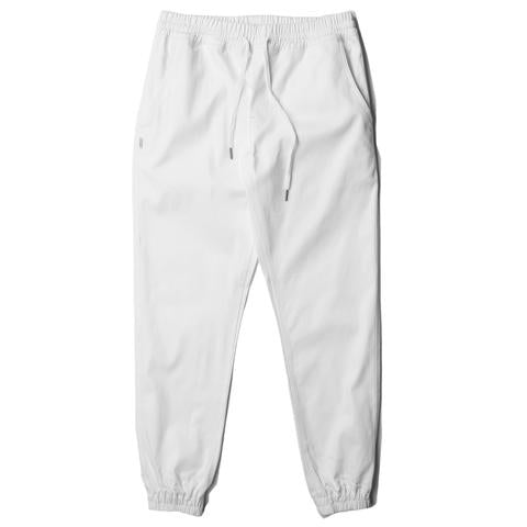 Fairplay Runner Men's Joggers White