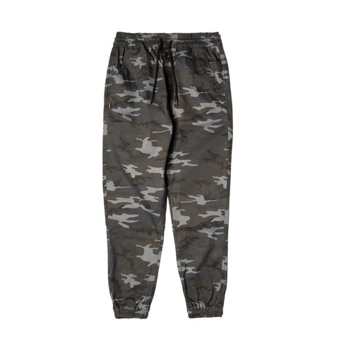 Fairplay Runner Women's Joggers Black Camo