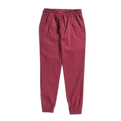 Fairplay Runner Women's Joggers Burgandy