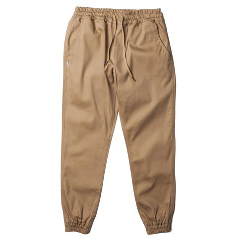 Fairplay Runner Men's Joggers Tan