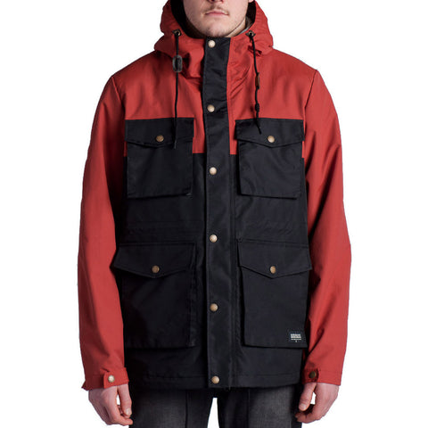 Lifetime Collective Dublin Men's Nylon Jacket