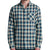 Lifetime Collective Lucky Man Plaid Men's LS Shirt - Blue Check / M - Koala Logic - 2