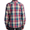 Lifetime Collective Lucky Man Plaid Men's LS Shirt