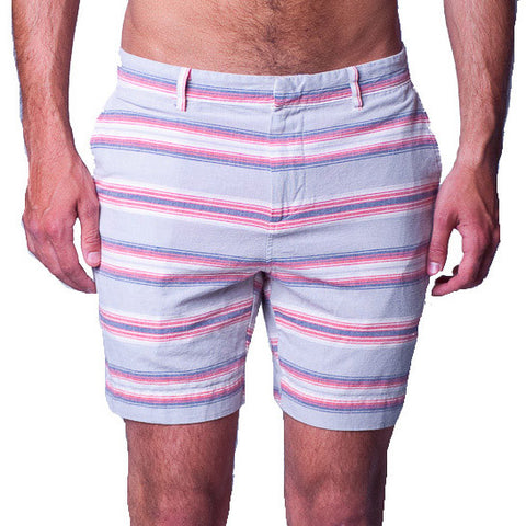 Lifetime Collective Riviera Stripe Men's Shorts