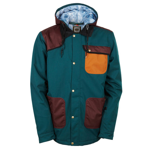 686 Forest Bailey Cosmic Happy Men's Jacket