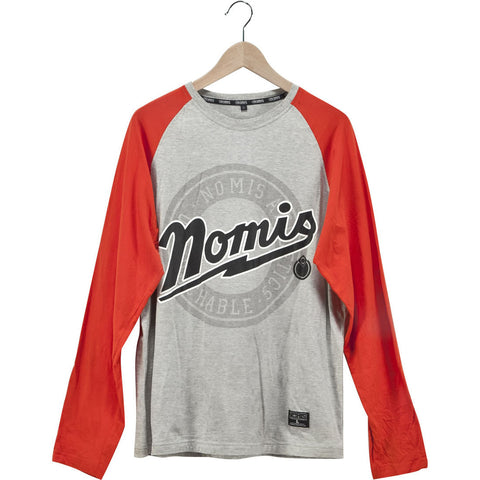 Nomis Baseball Men's LS Tee