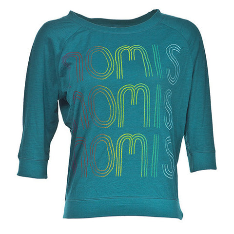 Nomis CMYK Women's Top