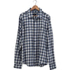 Nomis Fade Plaid Men's LS Shirt