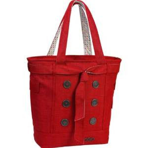 OGIO Hamptons Women's Tote Bag - Red / One Size - Koala Logic - 2