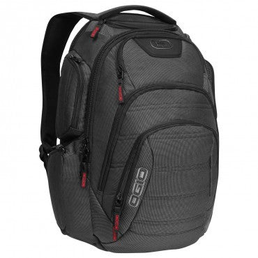 OGIO Renegade RSS Laptop Backpack - Black Pindot / One Size - Koala Logic - 1