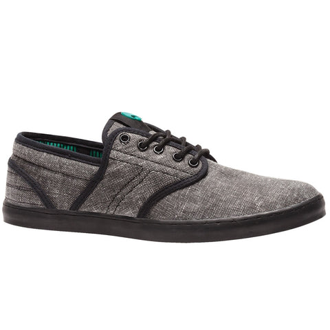 Osiris EU Men's Shoes Black/Teal/Stripes -  - Koala Logic