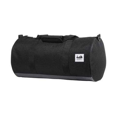 Projekt All Nighter Duffel Bag - Black/Charcoal - Koala Logic - 1