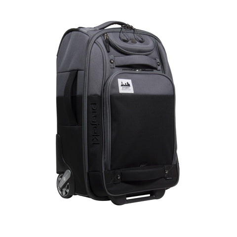 Projekt Carry-On 101 Bag - Black/Charcoal - Koala Logic - 1