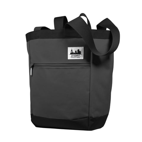 Projekt Kandy Tote Bag - Black/Charcoal - Koala Logic - 1