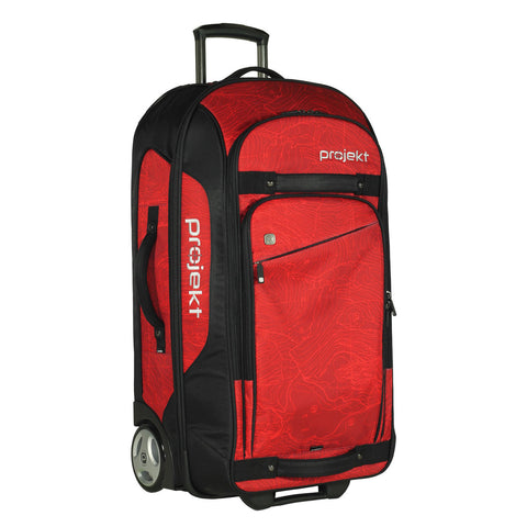 Projekt Redeye Bag - Red Topo - Koala Logic - 1